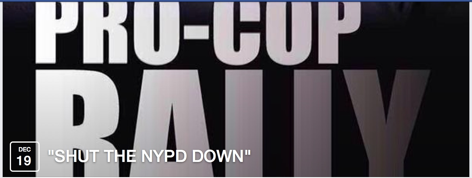 shut nypd down
