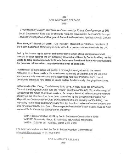 Press Release 3.28