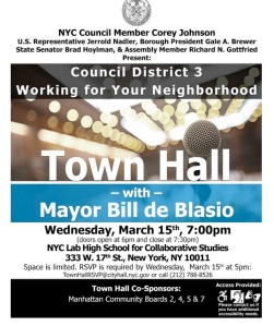 Bill De Blasio: Mayor Of All New York?