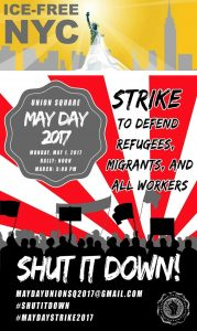 May Day, NYC (The Marxist Left Unites For Revolution)