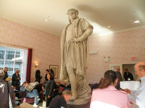 NYC Italian-Americans:Save Columbus Circle Statue!